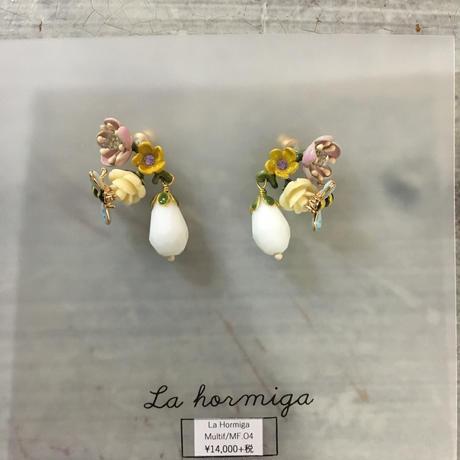 La Hormigaピアス/Multif  O4