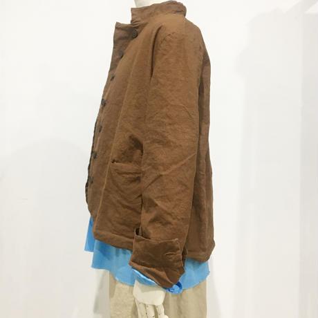 Aequamente/コットン&ウール・ジャケット21200