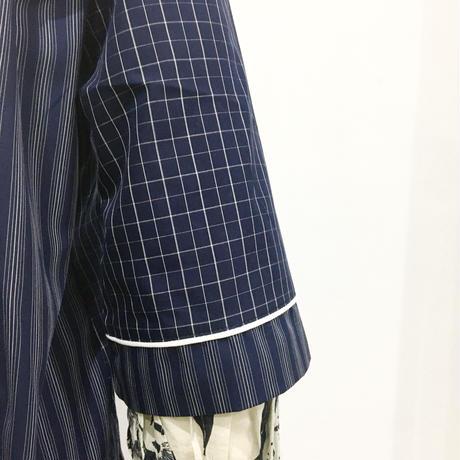 Marche21/コットン100%サラサラのシャツ地/ジャケット