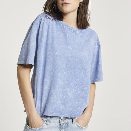 CLOSED/シンプルTシャツ/ブルー