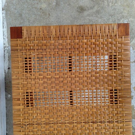 Rattan Table/stool