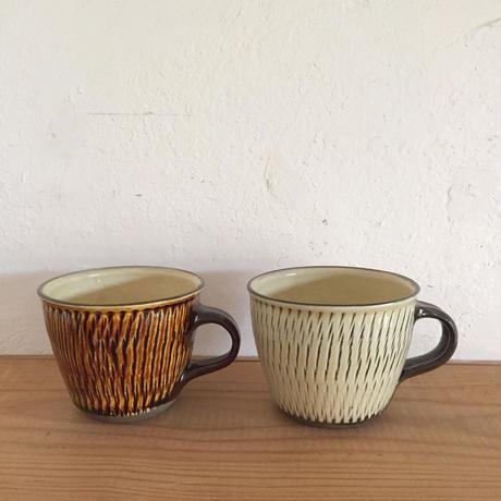 小鹿田焼 コーヒーカップ
