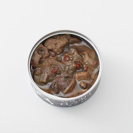 土佐ジローの肝アヒージョ【缶詰・常温】