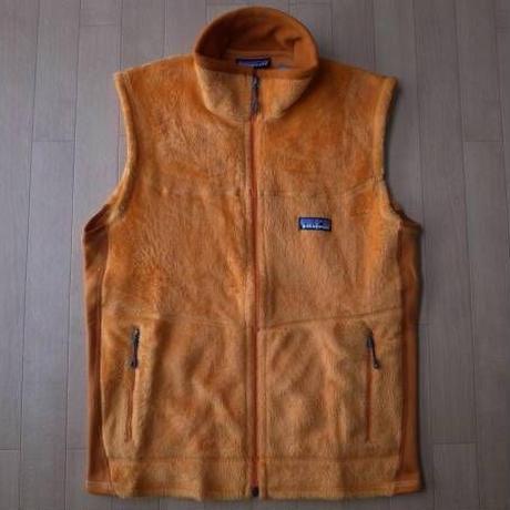 パタゴニア M's Rレギュレター Vest フリース ベスト ジャケット R4山ガール 【deg】