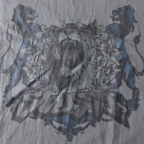 STUSSY 後染め タイガー 半袖 Tシャツ Mカットソー ステューシー【deg】