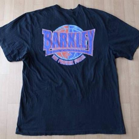 90's NIKE チャールズ バークレー Tシャツ L XL NBA Charles Barkley ナイキ バスケットボール just do it【deg】