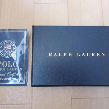 POLO RALPH LAURENオリンピック アメリカ代表 星条旗 ピンバッジ ポロ ラルフローレン【deg】