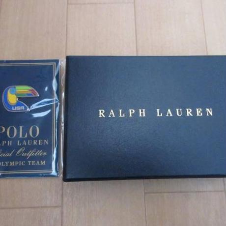 POLO RALPH LAURENオリンピック アメリカ代表 ピンバッジ ピンズ ポロ ラルフローレン【deg】