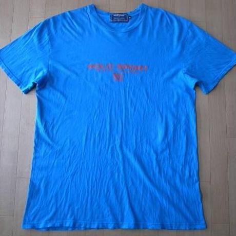 POLO SPORT Tシャツ LL XL 星条旗 USA RALPH LAUREN ポロスポーツ ラルフローレン【deg】
