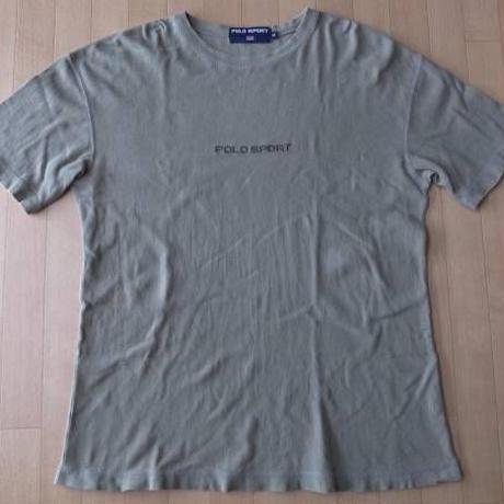 POLO SPORT 刺繍 Tシャツ M RALPH LAUREN ラルフ ポロスポーツ ラルフローレン 【deg】