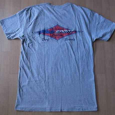 90's POLO SPORT SURF Tシャツ L USA RALPH LAUREN ポロスポーツ【deg】