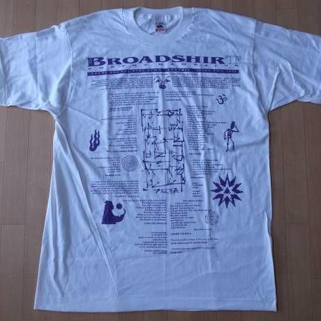 フォトフォリオ/BROADSHIRT POETRY MAGAZINE 1995・Tシャツ