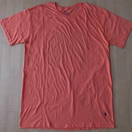 POLO RALPH LAUREN ポロ ラルフローレン 半袖 Tシャツ L ビッグポロ【deg】