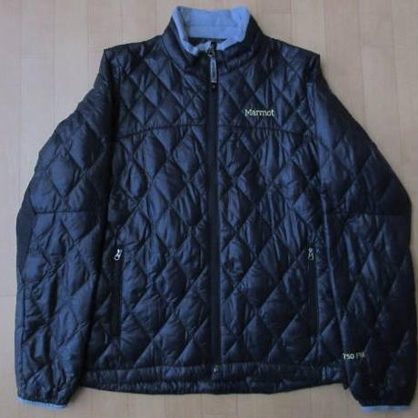 マーモット 750Fill ハイブリッド パック ダウン ジャケットS薄手 パッカブル ブルゾン セーター 山ガールMarmot HYBRID PACK DOWN Jacket【deg】