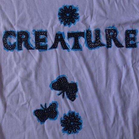 90's Kiki Smith SOHO ART FESTIVAL 1995 Tシャツ XLキキ スミス アート コンテンポラリー 【deg】