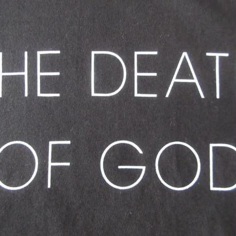 Damien Hirst The Death of God Tシャツ