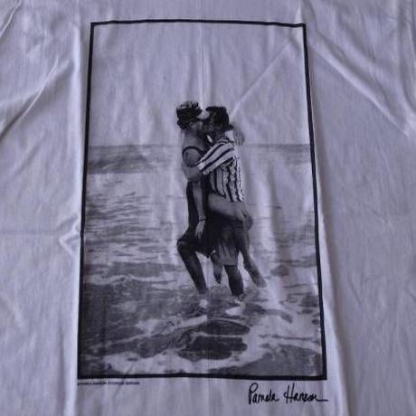パメラ・ハンソン オールド・Pamela Hanson・フォト・Tシャツ サイズ・L -845