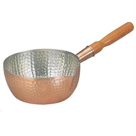 銅製 雪平鍋 18㎝