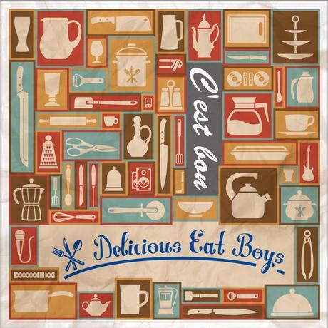 Delicious Eat Boys  1st E.P「C'est bon」【受注限定特典付盤】