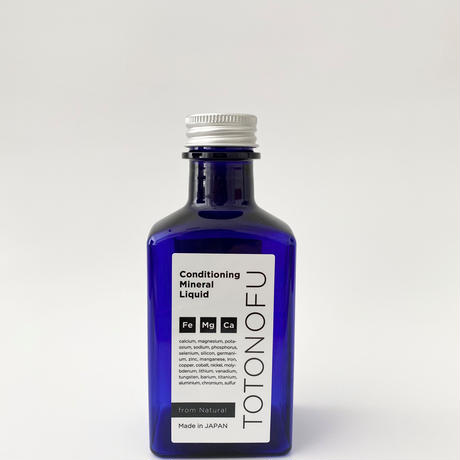 【沖縄限定企画】Conditioning Mineral Liquid(肌にやさしいタイプ)  単品