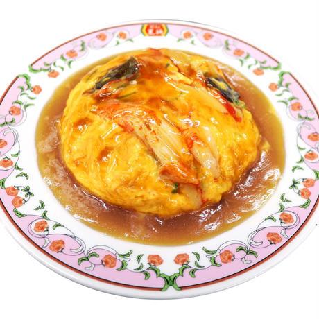 【餃子の王将バイパス宮長店】カニ玉