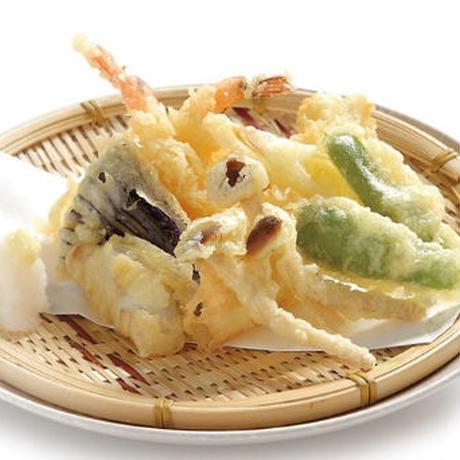 【炉端かば湖山店】天ぷら盛り