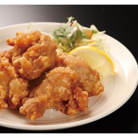 【炉端かば湖山店】鶏の唐揚げ(4個)