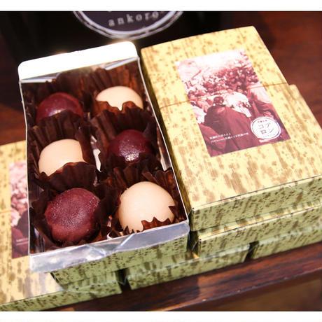 【MIRAI restaurant&cafe】鳥取もちがせ名物『アンコロ』