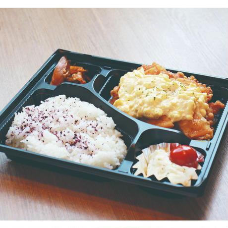 【炉端かば鳥取駅前店】大山ハーブ鶏のチキン南蛮弁当