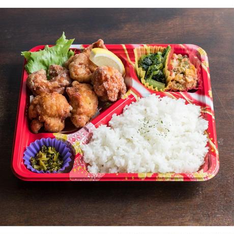 【MIRAI restaurant&cafe】MIRAI特製から揚げ弁当