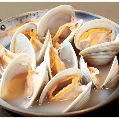 【炉端かば鳥取駅前店】貝の地獄炊き