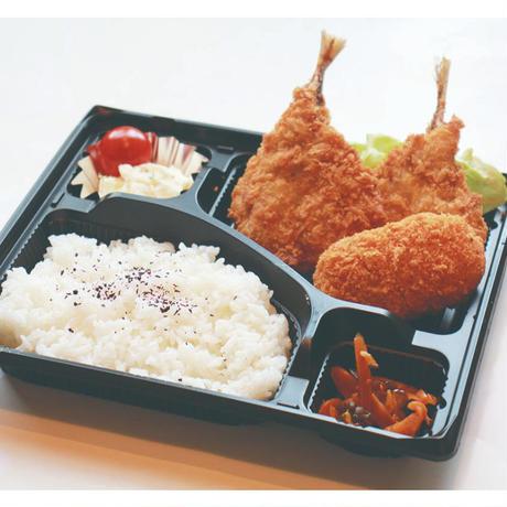 【炉端かば鳥取駅前店】境港アジフライ弁当