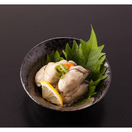 【炉端かば鳥取駅前店】粒牡蠣ポン酢