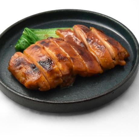 【台湾水餃子】鶏の蜂蜜焼