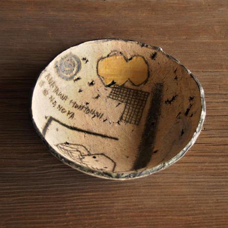 キム ホノ 深円皿