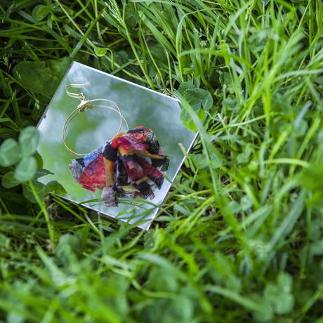 Material Flower hoopRD
