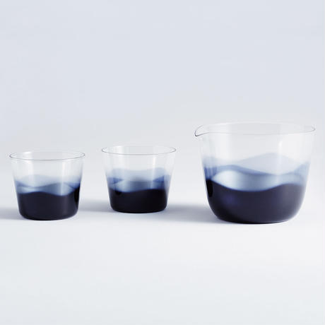 酒器3点セット Three-piece sake set