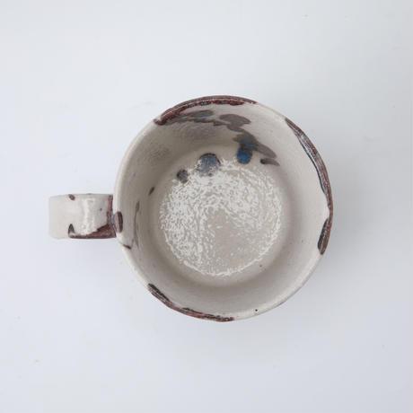 碧氷河 切立マグカップ