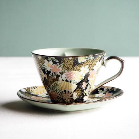 ハートコーヒーc/s扇桜黒