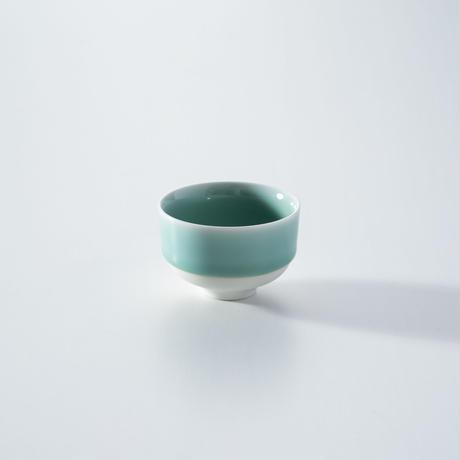 【鍋島虎仙窯】鍋島青磁煎茶碗(単品)