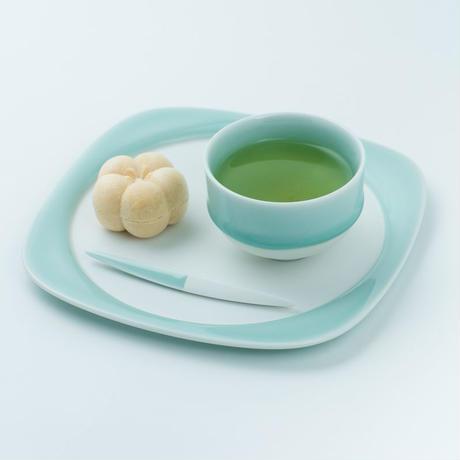 鍋島青磁 煎茶碗(単品)