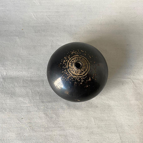 小花器M 黒 024