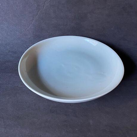 白磁五寸皿  008