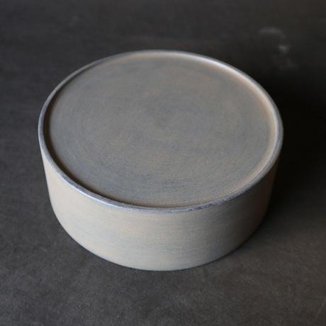 白漆丸弁当箱 018