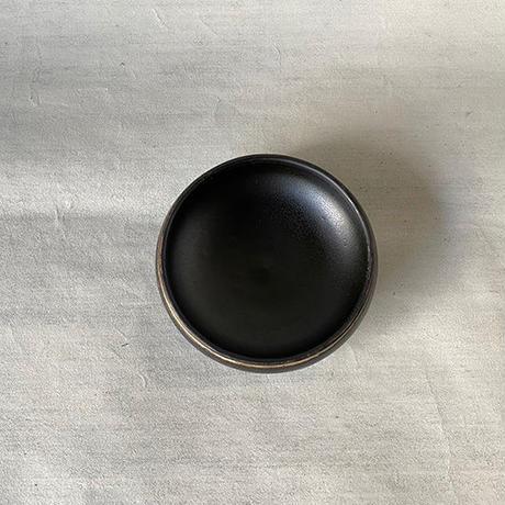 平鉢S 黒 009