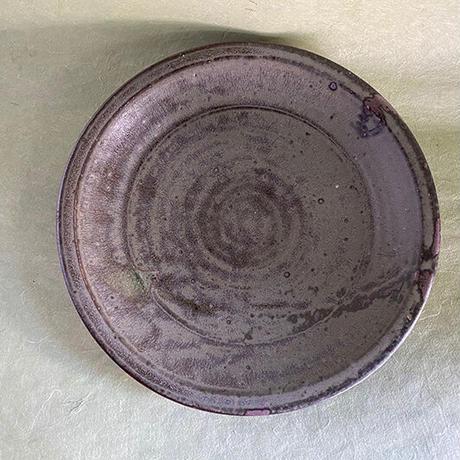 広川絵麻  リム皿   023