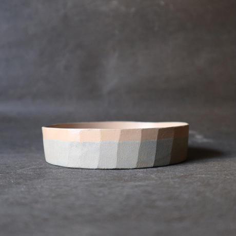 白漆面取小鉢 025