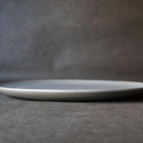 白漆丸皿 004