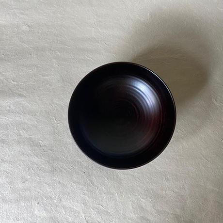 赤木明登/奥羽汁椀 溜大   a018