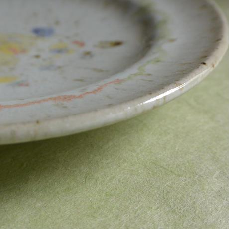 絵付け6寸皿 30C